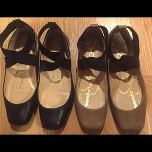 TWO pairs of Jessica Simpson size 4